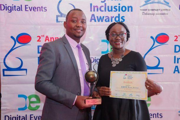 eset east africa awarded