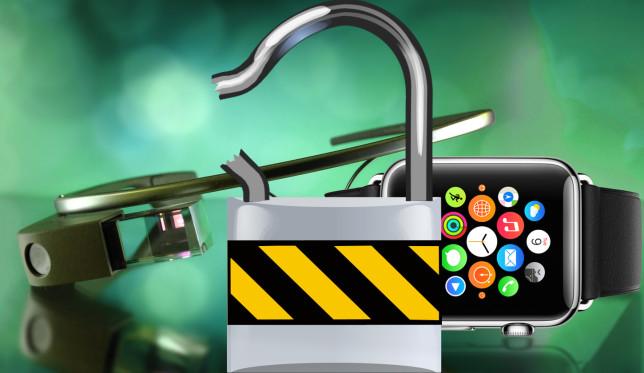 hackers smartwatch