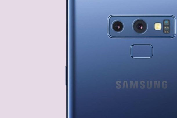 samsung note9 review
