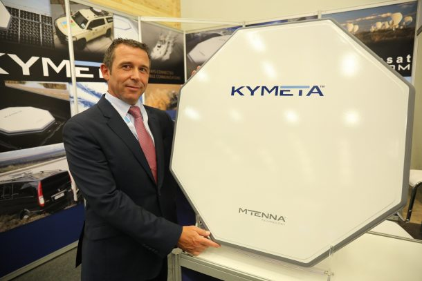 Liquid Telecom partners with Kymeta to deliver enhanced mobile satellite communications to Africa's most remote locations