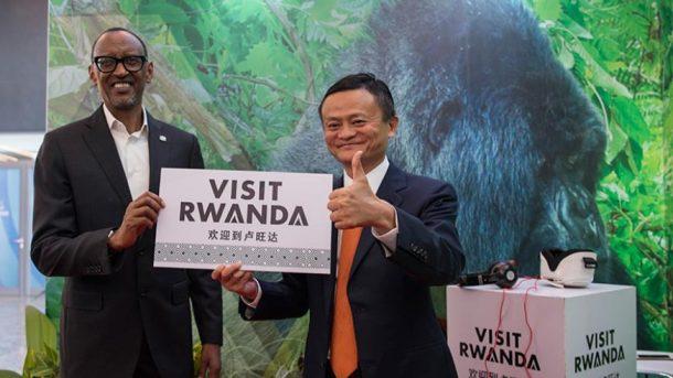 Rwanda partners with alibaba
