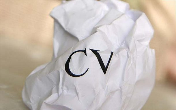death of traditional CV