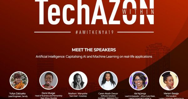 African Women in Technology - Awaken the TechAZON Within