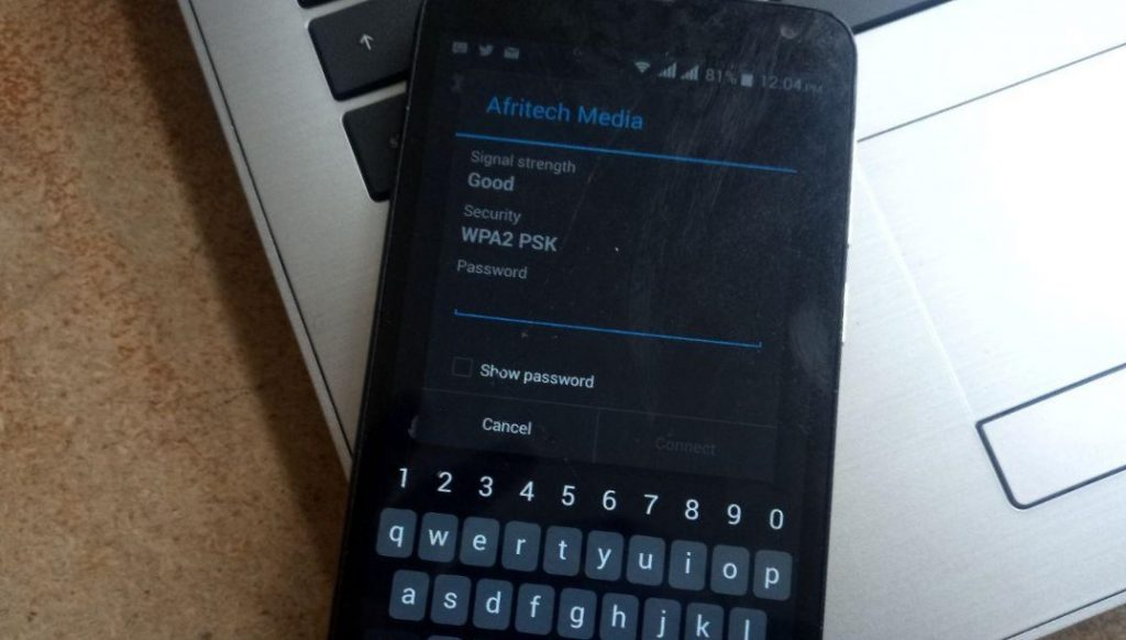 Access Wi-Fi Passwords on your Android Device