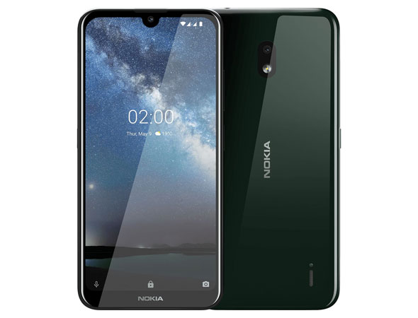 Nokia 2.2 AI Powered