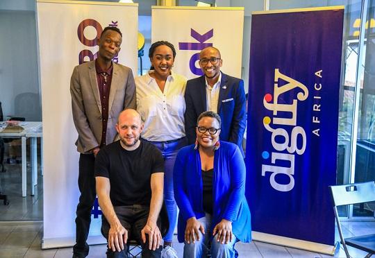 Digify Africa graduates first Cohort of digital marketing bootcamp