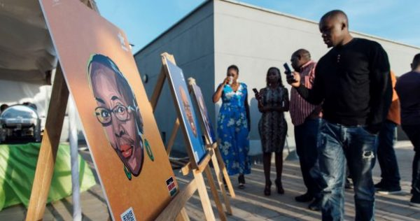 Nyota, AR Art Show debuts to Champion Africa's Tech Leaders