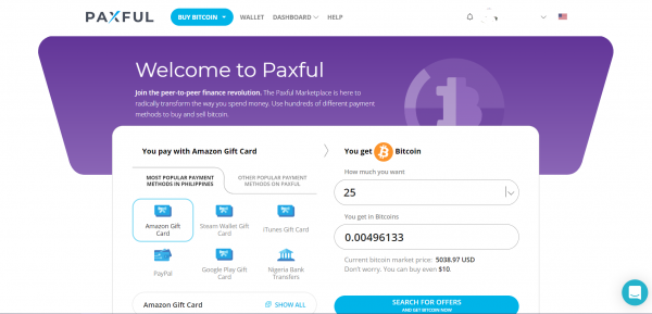 Peer-to-peer bitcoin marketplace, Paxful on Monday has announced a major growth milestone.