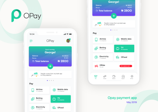OPay raises $120 mn Series B Funding with plans to Expand to Kenya