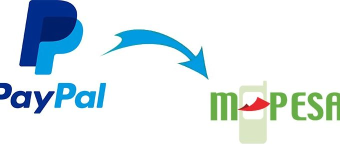 How to top up PayPal account using M-PESA