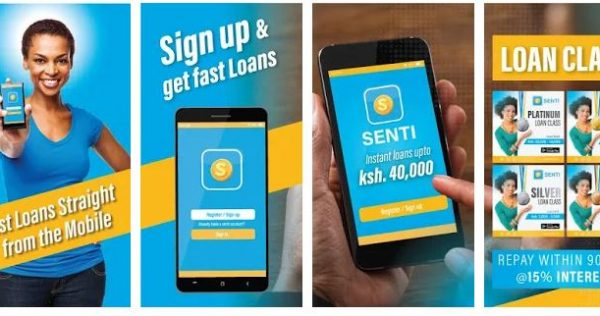how to apply for senti loan