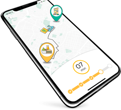 How Glovo – Food Delivery App Works