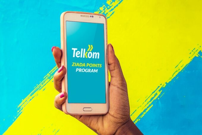 How to redeem Telkom ziada Points