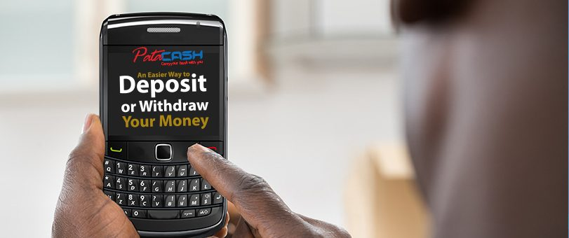 How to Deposit money to your Postbank account using MPesa
