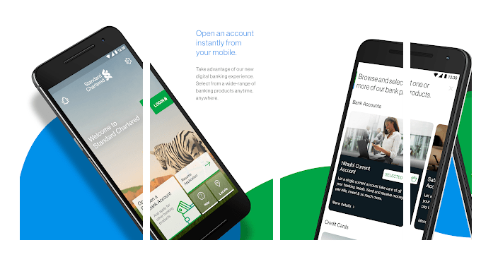 How to open an account with Standard Chartered Mobile App