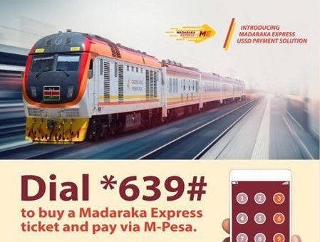 How to Book SGR Train Online