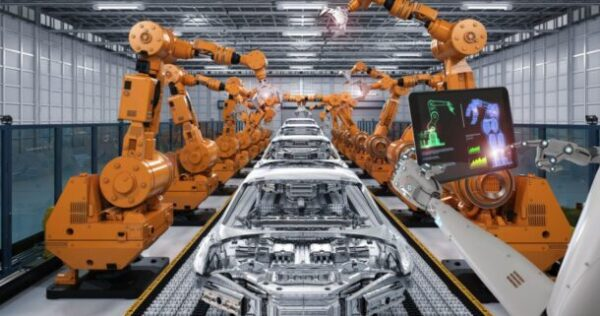 Top 7 ways Artificial Intelligence is Revolutionizing Manufacturing