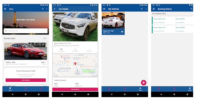 Zuru – Car rental Startup launches in Kenya
