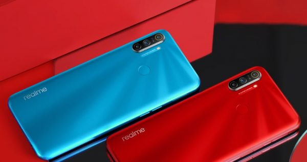 realme smartphone brand launches in Kenya