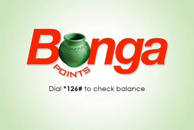 How to redeem Bonga Points for electricity
