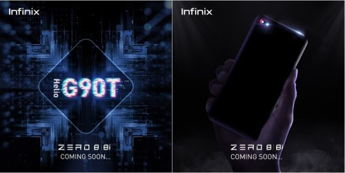 Infinix to feature Sally Karago for the Zero 8 Launch