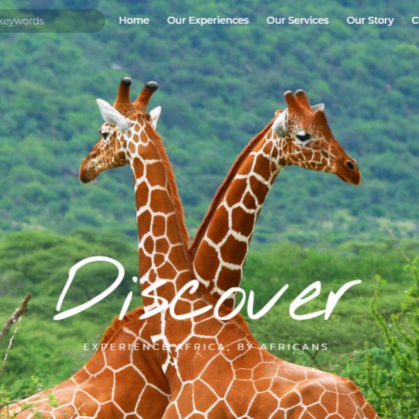Unadorned safaris