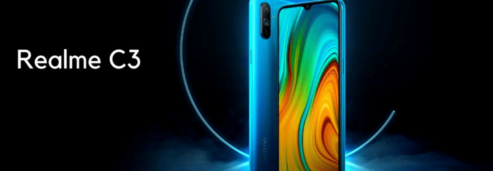 realme c3 device launches in Kenya