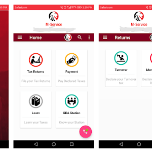 KRA launches M-service App to ease tax filings