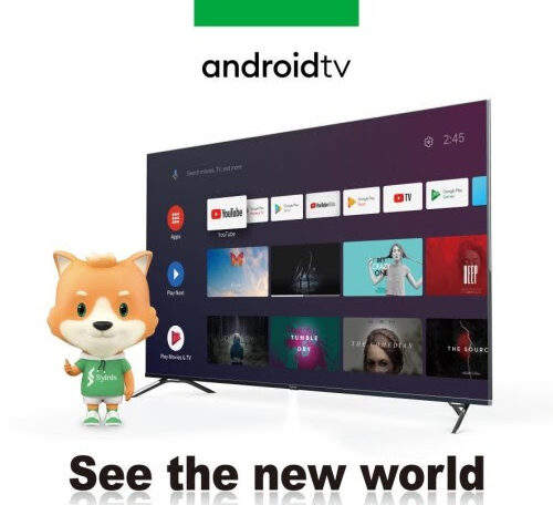 Syinix to Release first Android TV Brand