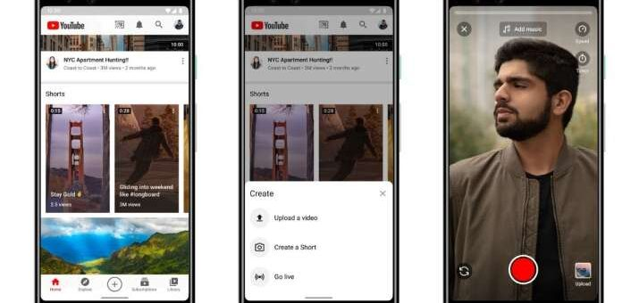 YouTube to launch 'Shorts' TikTok's rival