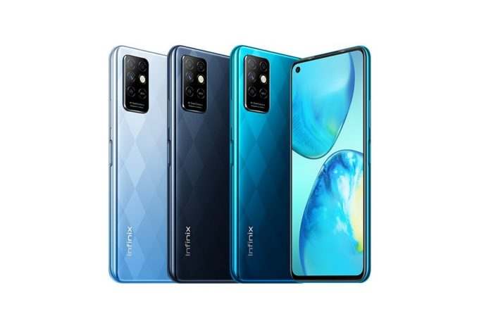 Infinix launches new Note 8 Smartphone