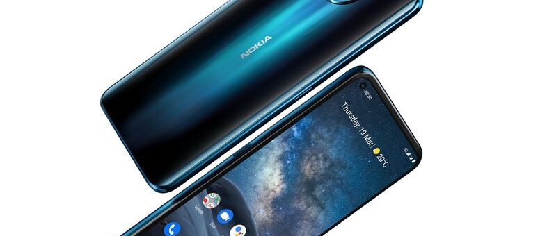 Nokia 8.3 launched in Kenya - features 5G network