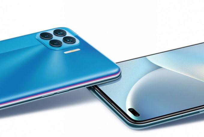OPPO A93 smartphone unveiled features AI-powered Camera
