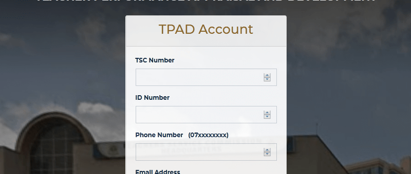 How to Fill TSC TPAD Appraisal Form Online