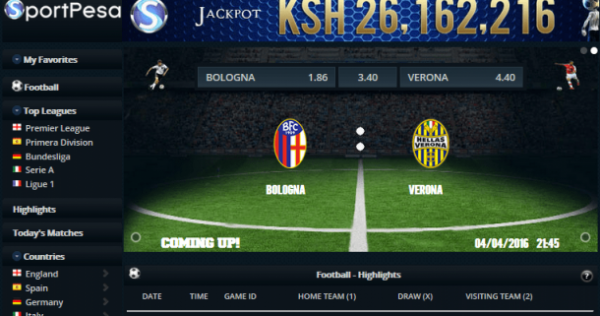 How to deposit money to SportPesa Account via MPesa