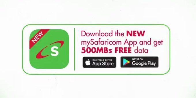 Safaricom gifts users free 500 MB bundle
