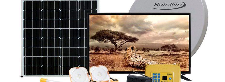 Azuri introduces Solar-powered TV400 in Kenya