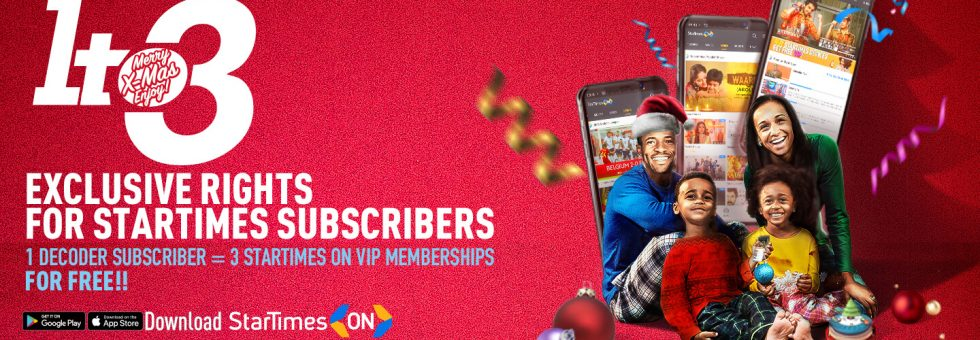 StarTimes offers users Kshs 400 vouchers for every subscription renewal