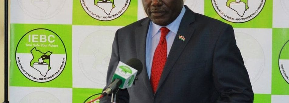 IEBC announces 400 posts for BBI clerks, paid Kes 1200 daily