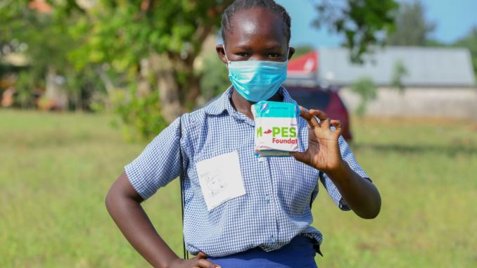 MPESA Foundation targets 30,000 girls in menstrual health education program