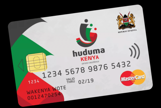 Government to release Huduma Namba – How to get it