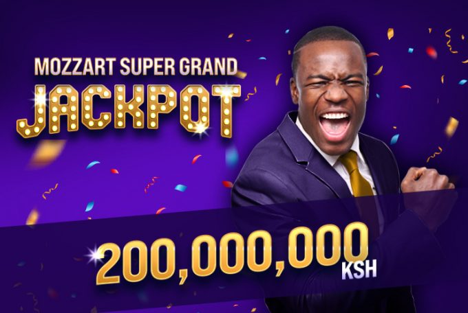 Mozzart Bet unveils Super Grand Jackpot of Ksh 200 Million winnings