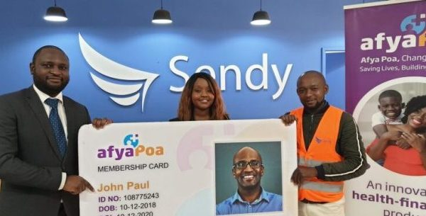 Sendy, AfyaPoa partner to provide health insurance for its drivers