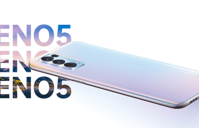 OPPO launches Reno 5 in Kenya features 50W Flash Charge