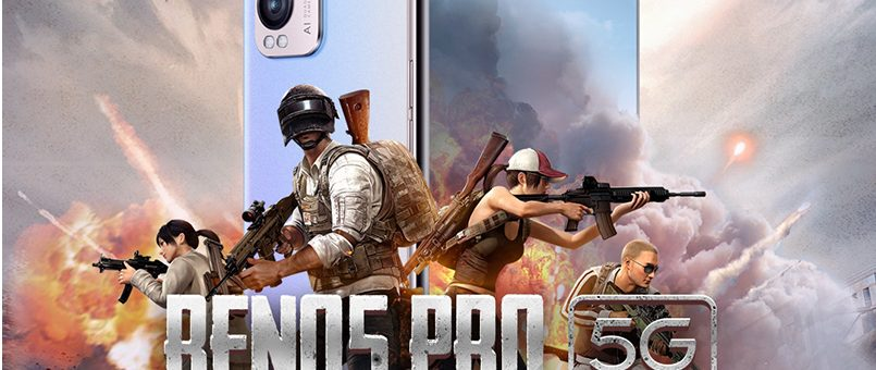 OPPO Reno5 series becomes official smartphone partner of PUBG