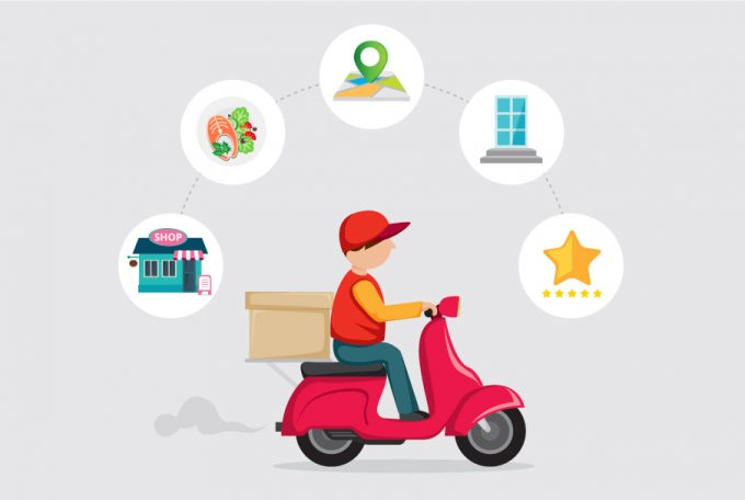 On-demand delivery is on the rise