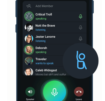 Telegram introduces Voice Chats 2.0 - How it Works