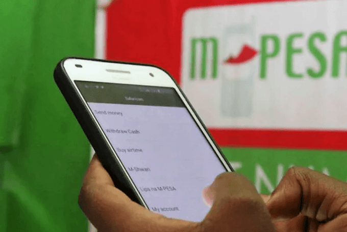 You can now request for money with the new Safaricom App