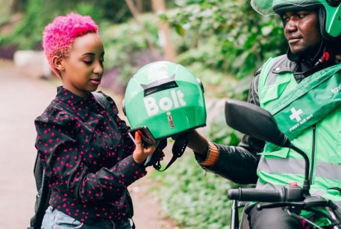 How to become a Bolt Bodaboda rider