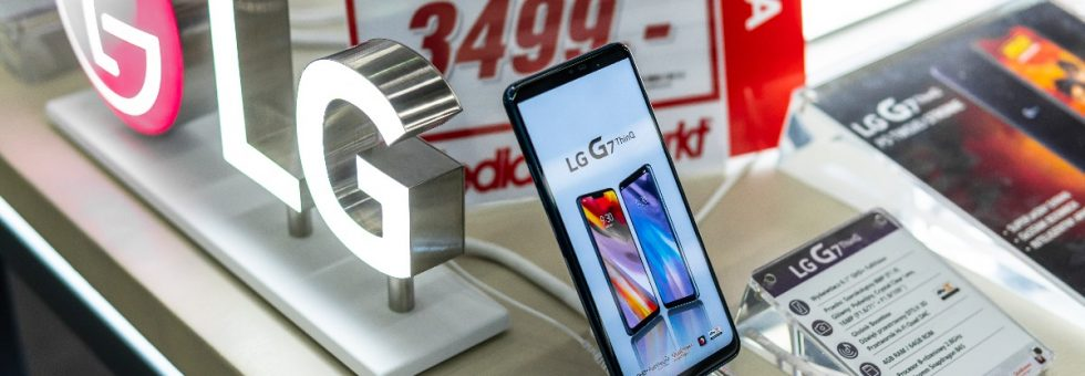 LG Electronics confirms it's discontinuing its smartphone business